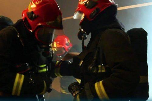 В Умані під час пожежі ледь не згоріла жінка та новонароджена дитина