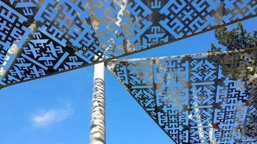 У Черкасах відкрили реконструйований оглядовий майданчик (фото)