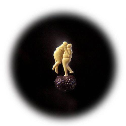 У Черкаському художньому музеї відкрилася унікальна виставка мікромініатюр (фото)