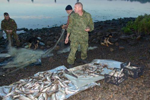 На Черкащині зафіксовано незаконний вилов Червонокнижної риби (фото)