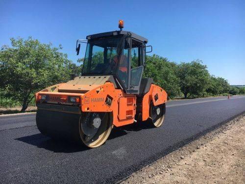 На Черкащині завершується поточний середній ремонт доріг (фото)