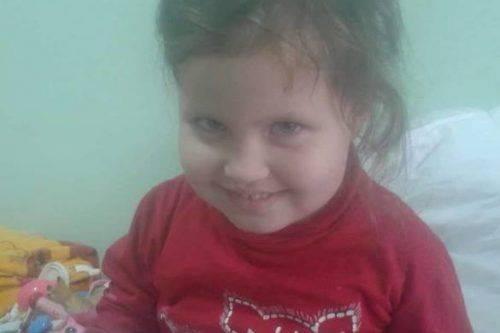 На Черкащині трирічна дівчинка, що захворіла на рак крові, потребує допомоги