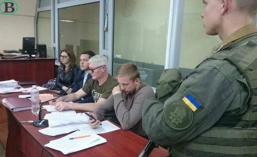 Суд залишив під вартою підозрюваних у вбивстві Сергієнка