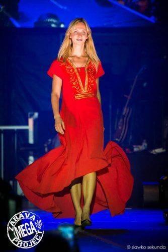 Вбрання черкаської майстрині вразили канадійців (фото)