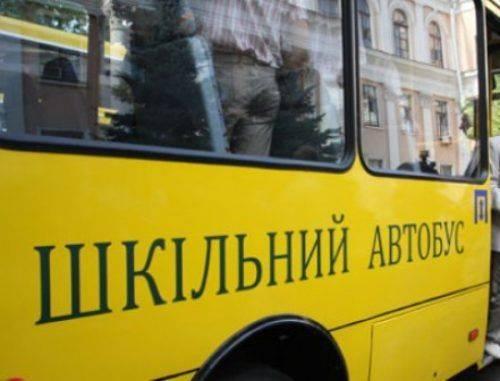 До кінця року у сільських школах Черкащини з'являться два нові автобуси (відео)