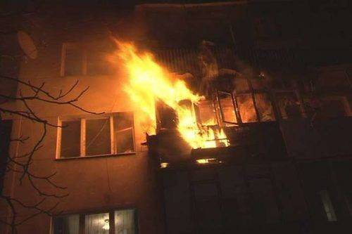 У Черкасах через замикання електромережі ледь не згоріла мати та троє дітей