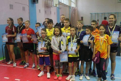 Уманські тенісисти перемогли на Всеукраїнському турнірі (фото)
