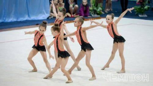 У Черкасах відбудеться чемпіонат області з художньої гімнастики