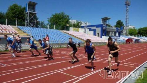 Легкоатлети Черкащини змагатимуться за перемогу на чемпіонаті області
