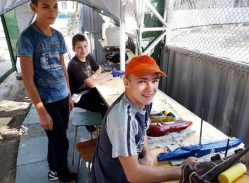 Черкащани вибороли нагороди на Всеукраїнських змаганнях з автомодельного спорту