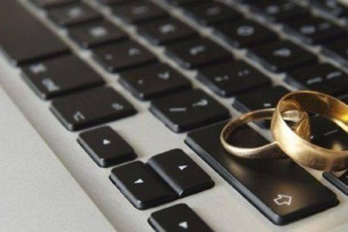 Пари молодят на Черкащині зможуть подавати заяви на реєстрацію шлюбу через мережу Інтернет