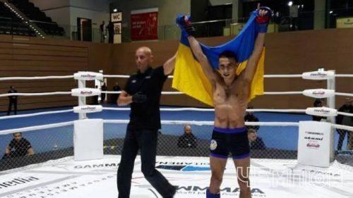 Уманський спортсмен братиме участь у чемпіонаті Європи зі змішаних єдиноборств