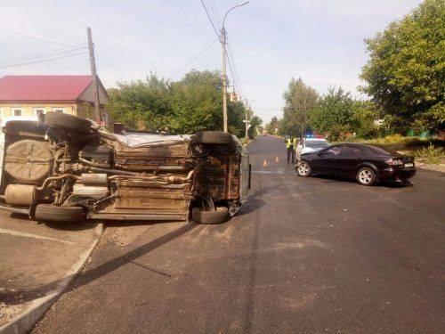 У Черкасах сталася ДТП із постраждалими (фото)