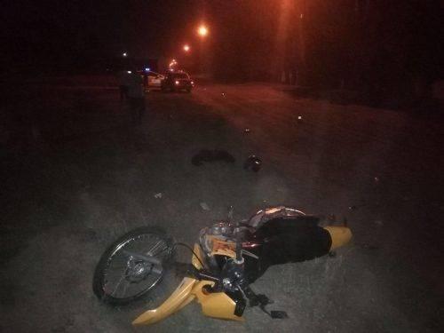 ДТП з постраждалими: у Черкасах не розминулися автівка і мотоцикл