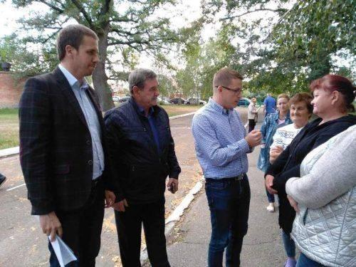 Ямковий ремонт дороги в Геронимівці пообіцяли доробити вже на цьому тижні