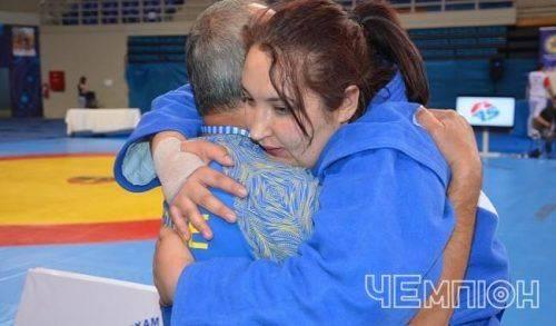 Черкаська спортсменка увійшла до трійки кращих на чемпіонаті України з дзюдо