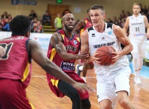 Черкаська баскетбольна команда перемогла віце-чемпіона Кіпру