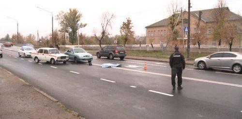 Унаслідок ДТП на Черкащині загинула 46-річна жінка