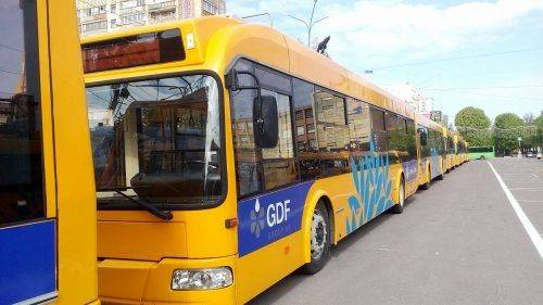 У Черкасах хочуть вдвічі підняти вартість проїзду в тролейбусах