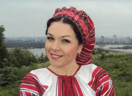 Солістка народного хору із Канева отримала звання Заслуженого артиста України