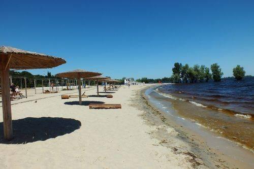 Черкаські пляжі перейменували