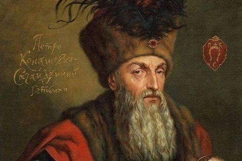 На Черкащині відкриють пам'ятник Петру Сагайдачному