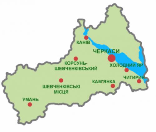 На Черкащині пройдуть перші місцеві вибори у 27 ОТГ