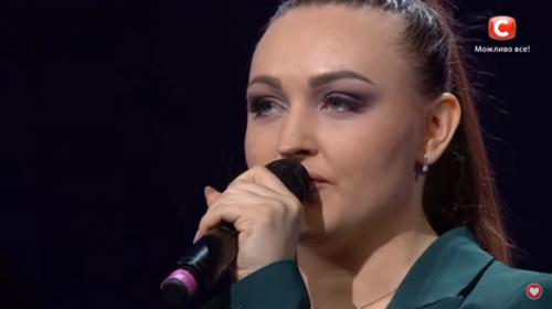 Талановита черкащанка підкорила суддів відомого співочого шоу (відео)