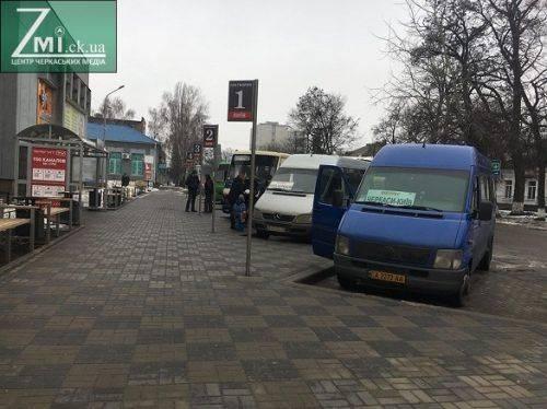 Квиток на проїзд в автобусі з Черкас до Києва здорожчав на 20 гривень