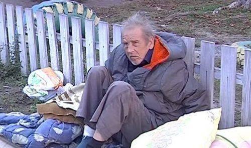 У Черкасах пенсіонер лишився без даху над головою через доньку (відео)