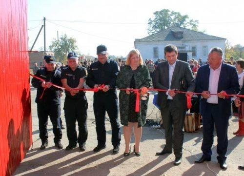 На Черкащині створили новий пожежний підрозділ