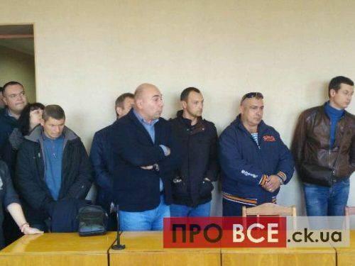 У Черкасах міський бюджет залишається заблокованим – суддя взяв відвід (фото, відео)