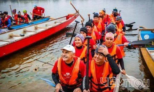 Черкаські веслувальники візьмуть участь в екстремальній гонці