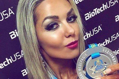 Черкащанка перемогла на міжнародному турнірі Eleit Pro «Арнольд Класік Європа» з бодібілдингу