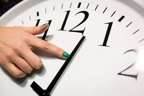 Коли черкащанам переводити годинник на зимовий час
