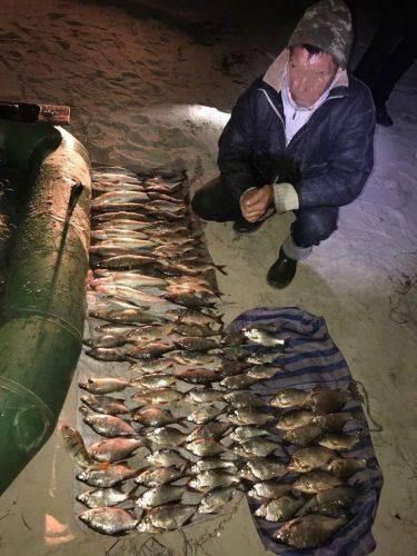 На Черкащині браконьєри наловили риби на 21 тис. грн (фото)