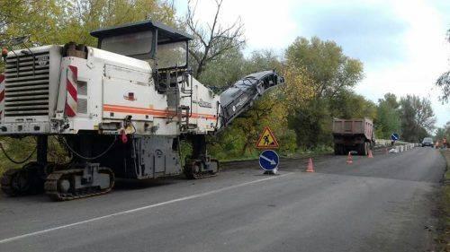 У Канівському районі відремонтували правий проїзд через річку Рось