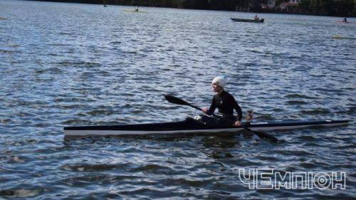 Уманські спортсмени здобули нагороди на чемпіонаті області з веслування на байдарках і каное