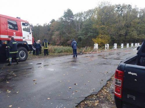 Унаслідок ДТП на Черкащині загинув 22-річний хлопець