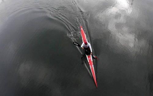 На Черкащині визначили найвправніших на чемпіонаті області з веслування на байдарках і каное