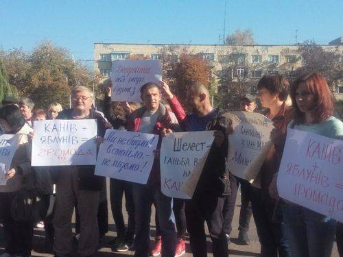 Скандальне питання щодо утворення ОТГ на Черкащині зняли з розгляду