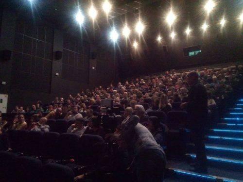 У Черкасах відбувся допрем'єрний показ фільму, який знімали 10 років (фото)