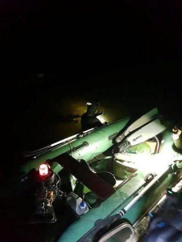 На Черкащині браконьєри-підводники наловили майже 35 кг риби (фото)