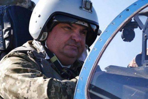 На Черкащині попрощаються із льотчиком, який трагічно загинув під час виконання навчально-бойового польоту