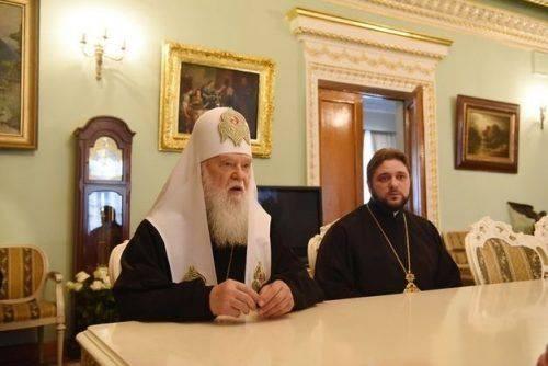 Владика Сафроній відмовився від Московського патріархату