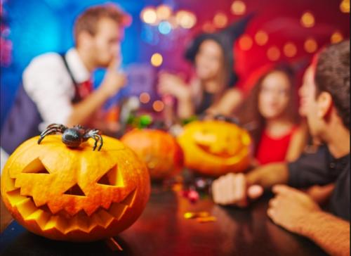 Фотозони, вечірка та фільми просто неба: як в Умані святкуватимуть Хелловін