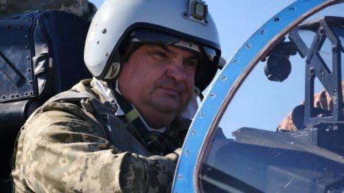 Льотчик з Черкащини загинув під час виконання навчально-бойового польоту
