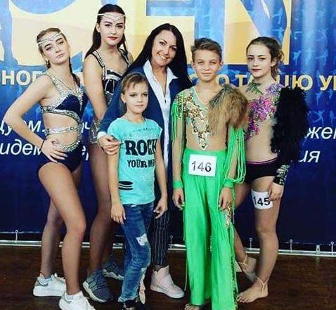 Черкаські танцівники здобули нагороди на Всеукраїнському турнірі