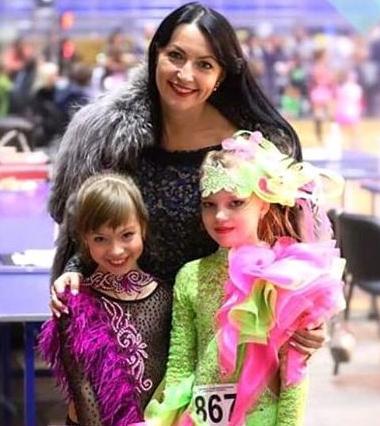 Черкащанки перемогли на Всеукраїнських змагань із сучасного танцювального спорту