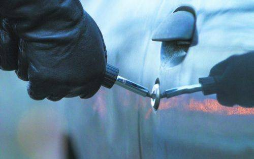 На Черкащині затримали зловмисників, які викрали автомобіль
